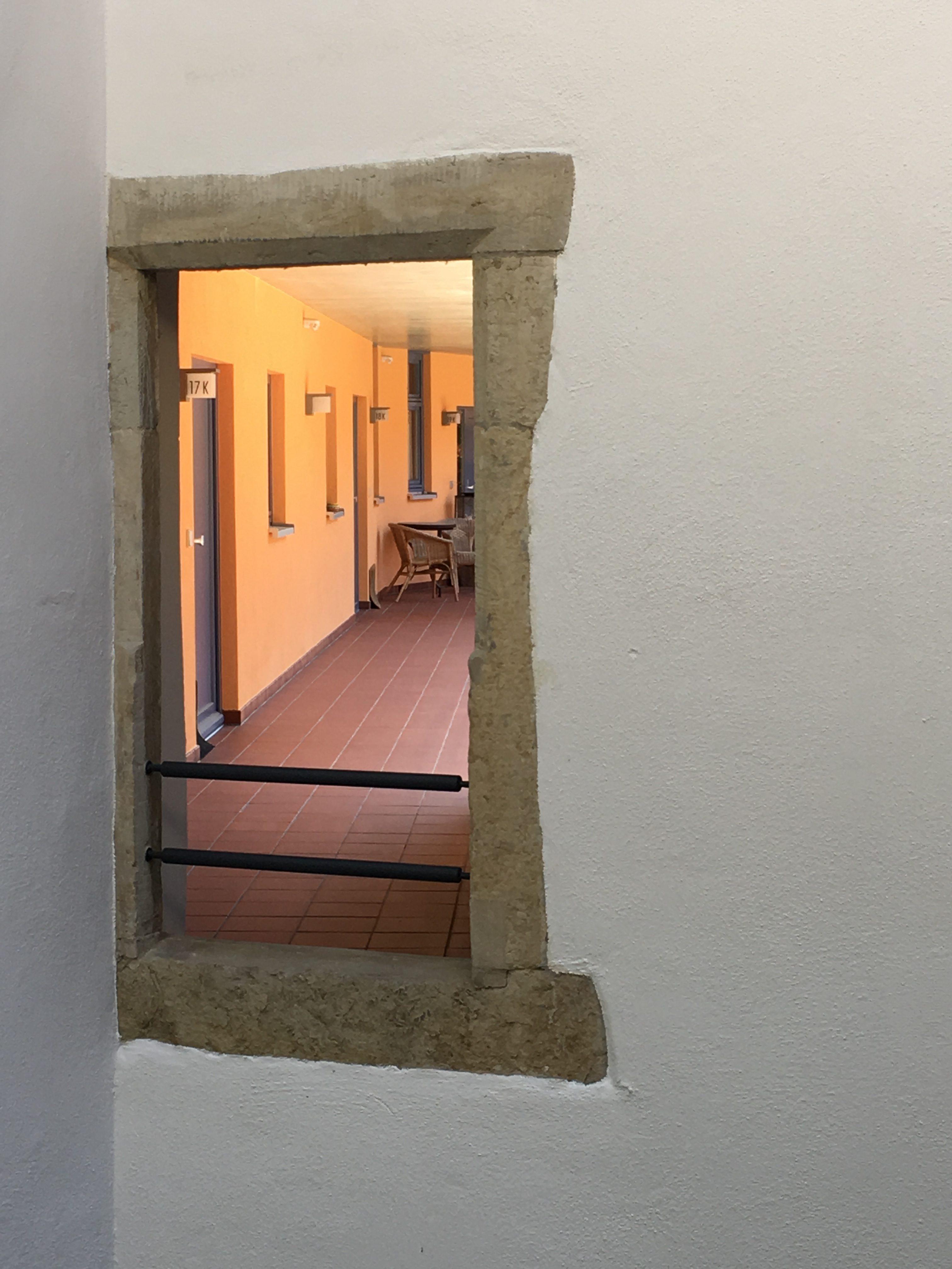 Fassade Pirna Farbnuance