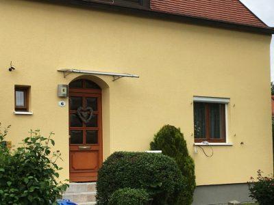Fassadenbeschichtung, Fassade, Fassadenanstrich, Keimfarben,Farbnuance, Malerarbeiten,Dresden 3