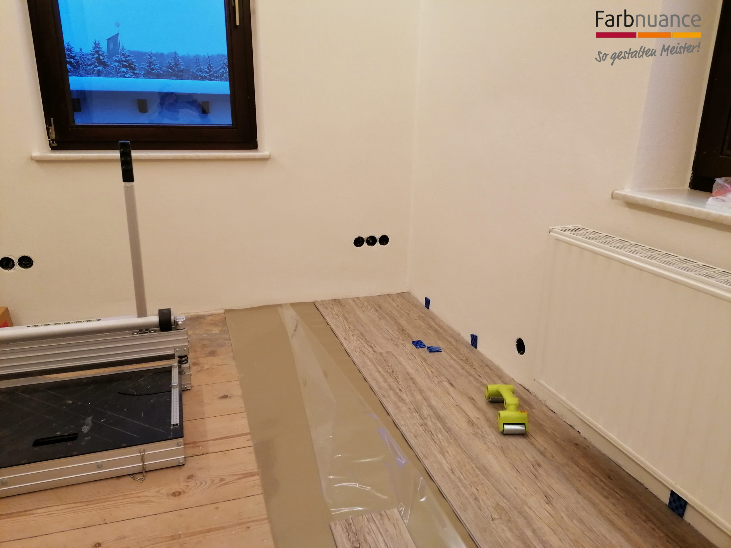 Farbnuance,Maler, Malerfirma,Fußboden,Vinyl,Pirna,Jessen,Vinylfußboden, (3)