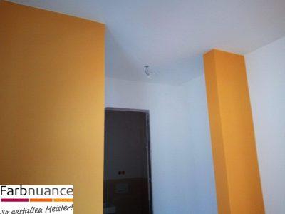 Farbnuance,Maler,Malerfachbetrieb,Einfamilienhaus,Renovierung,Pfarrlehn,Dresden,Farbe (1)