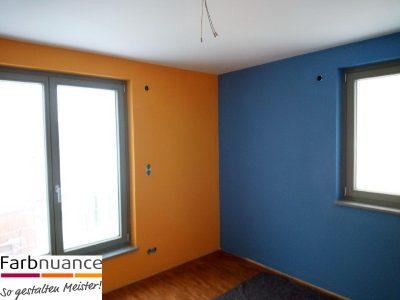 Farbnuance,Maler,Malerfachbetrieb,Einfamilienhaus,Renovierung,Pfarrlehn,Dresden,Farbe (3)