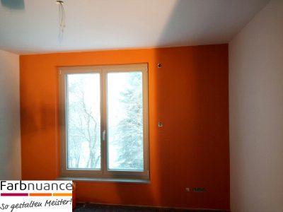 Farbnuance,Maler,Malerfachbetrieb,Einfamilienhaus,Renovierung,Pfarrlehn,Dresden,Farbe (5)