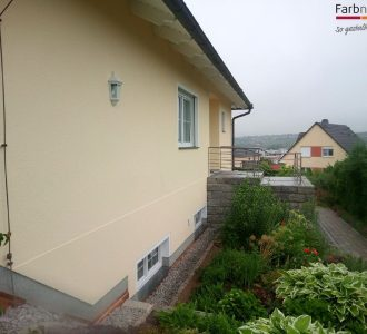 Freital,Fabnuance,Maler,Malerfirma,Fassade,Fassadenanstrich,Holzanstrich (3)